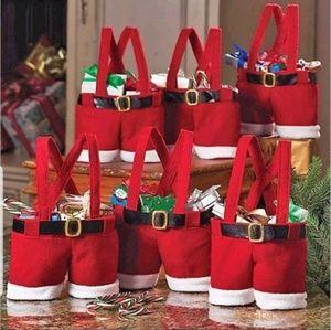 Santa holiday gift bags 10 available